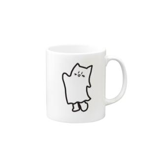 ユリンさんデザイン(お返事ユリンさん) Mugs