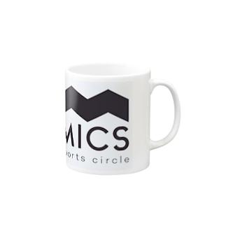 MICS公式グッズ Mugs