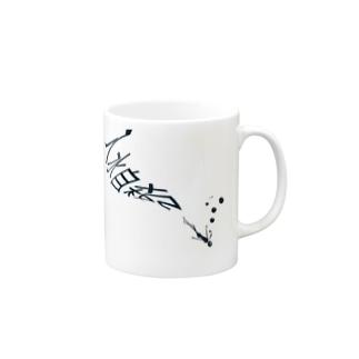 入水さん Mugs