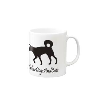 保健所犬猫応援団 マグカップ