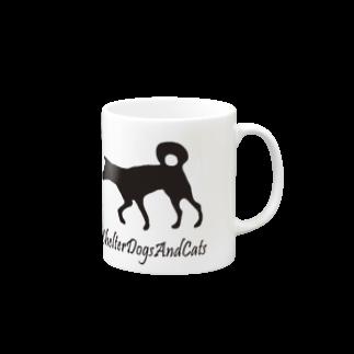 保健所犬猫応援団の保健所犬猫応援団 Mugs