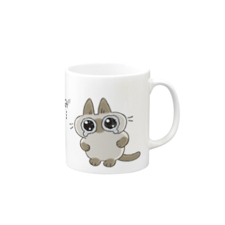 """み""""…(あずきさんver.) Mugs"""
