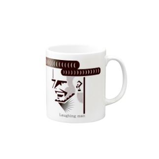 リーゼントの男 Mugs