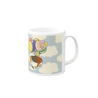 guineapig journey Mugs