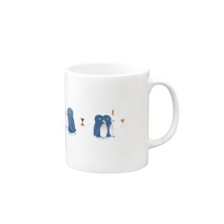 ぺんぎん Mugs