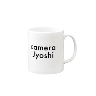 Camera jyoshi Mugs