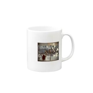 自由 Mugs