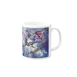 Dragon-D Mugs