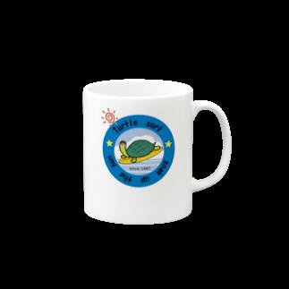 decoppaのサーフィンカメさん Mugs