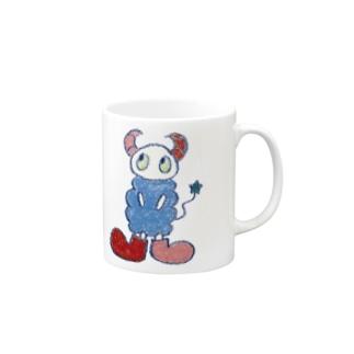 a:kumoシリーズ マグカップ