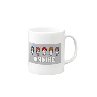 ONDINE 公式part2 Mugs