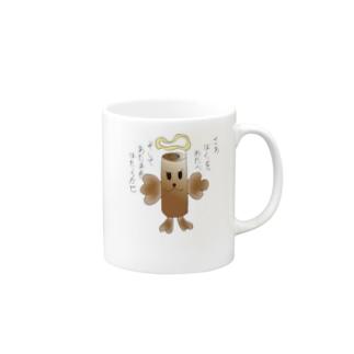 チョコ棒くん Mugs