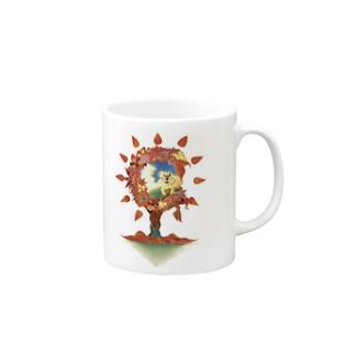 SHIFUKUマグ Mugs