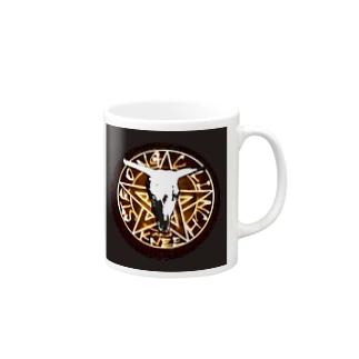 五芒星 Mugs