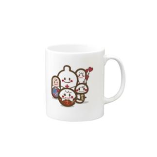 MOZOMOZO(LINEクリエイターズスタンプ) Mugs