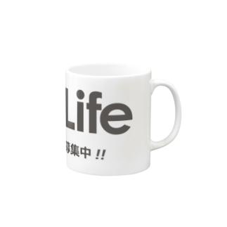 IT Life - プログラマ募集ver マグカップ