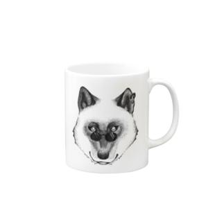 ウルフ Mugs