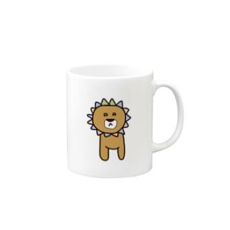 ラライオンくん Mugs