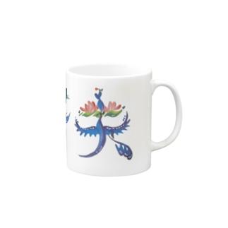 芳夫さん Mugs