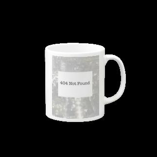 techfesの404 Not Found Mugs