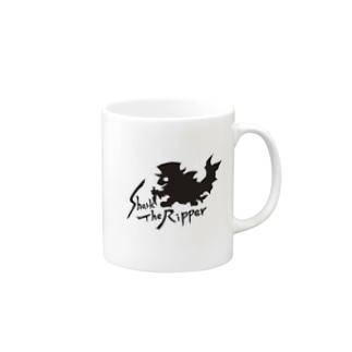 シャークザリッパー Mug