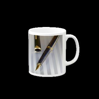 川窪カツミのVintage Montblancマグカップ