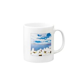 夏気分 Mugs