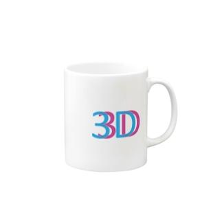 ザ・3D Mugs
