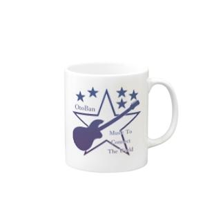 音番マグカップ Mugs