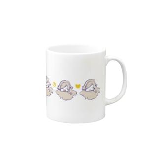 熊月あやみマグカップ Mug
