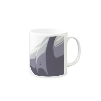 宇宙船 マグカップ