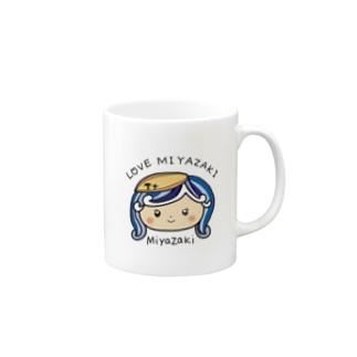 LOVE MIYAZAKI Mug