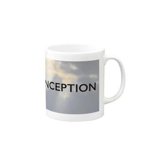 sappori BLOGのinception Mug
