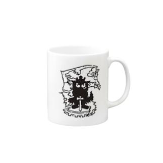 シーサー王 Mug