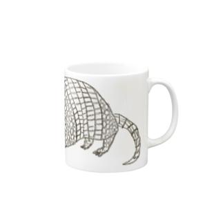 アルマジロ マグカップ