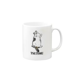 猫のTSUTOMUくん Mugs