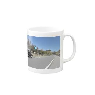 ツーリング2 Mugs