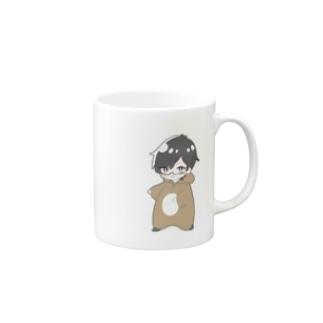 めんとすグッズ Mug
