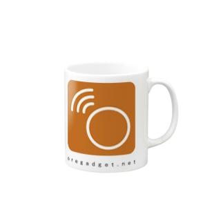 OREGADGET【その2】 Mugs