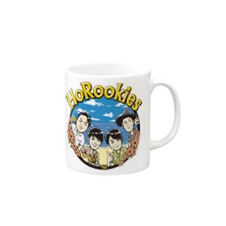 Nukui Bogard × HoRookies マグカップ Mugs