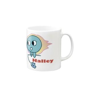 Popハレーともよ マグカップ