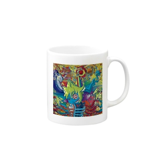 io. item #01 Mugs