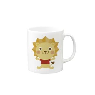 Baby Lion Mugs