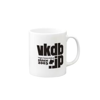 vkdb新ロゴ マグカップ