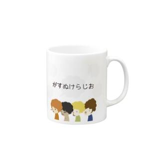 ポッドキャストカバーグッズ Mugs