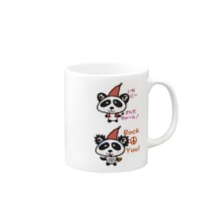 サンダちゃん Mugs