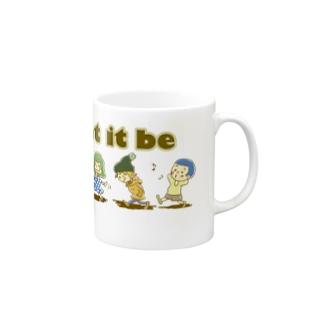 Let It Be〜なるようになるさ〜 マグカップ