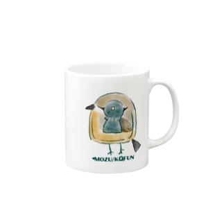 古墳×百舌鳥 Mugs
