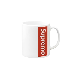supremo red ver.2 Mugs