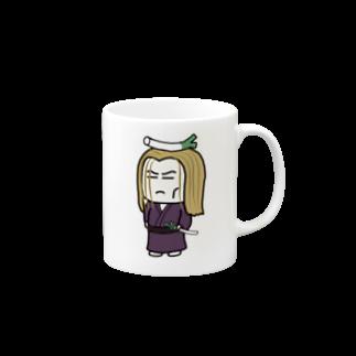 BK ネギ侍Vrトシ マグカップ